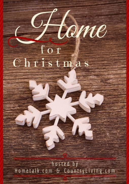 Home for Christmas Blog Hop