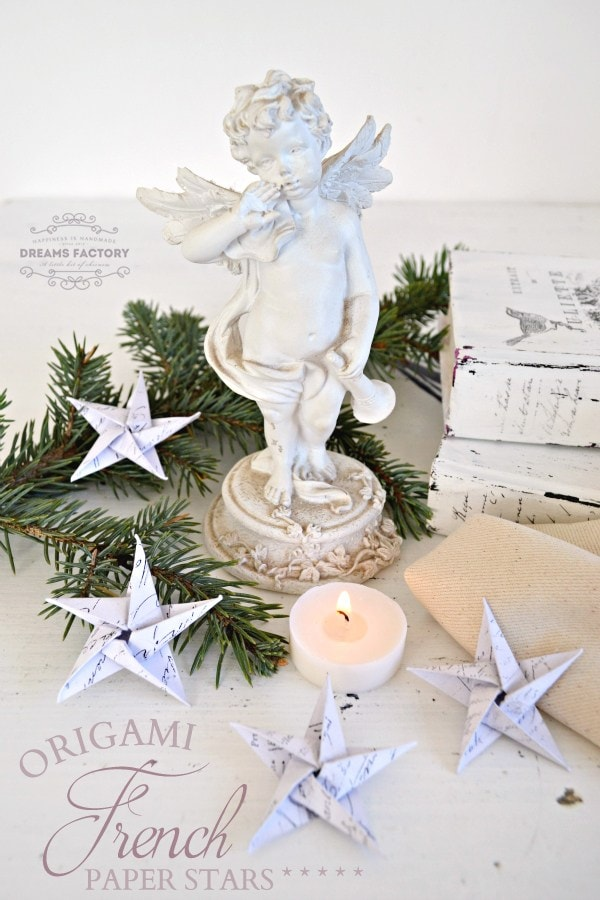 DIY-French-paper-stars-Share It One More Time feature