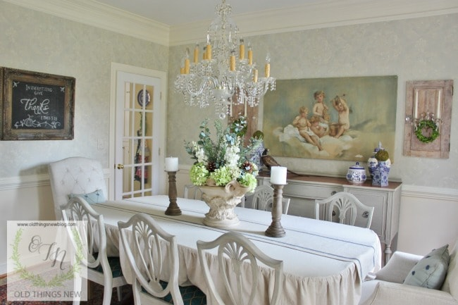 Dining-Room-After-Share It One More Time feature