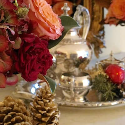 Easing Into Holiday Decorating