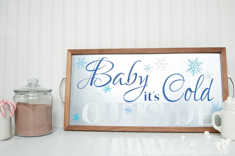 Metal-Winter-Sign-from-DIY-Tray-4a