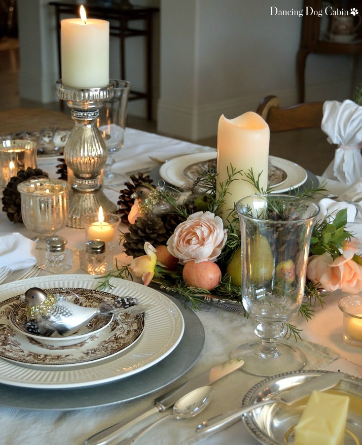 holiday table Share It One More Time feature