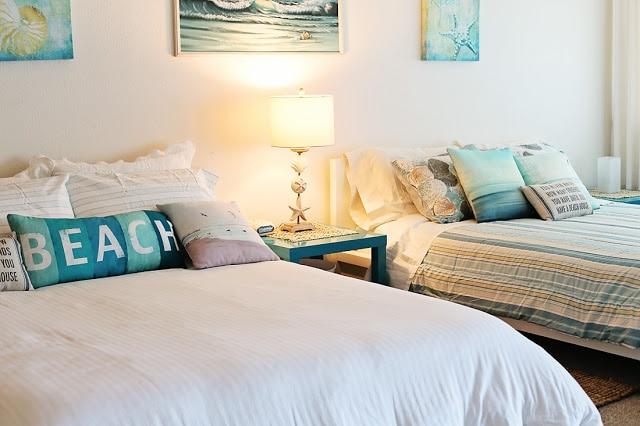 Beach HOuse Guest Room