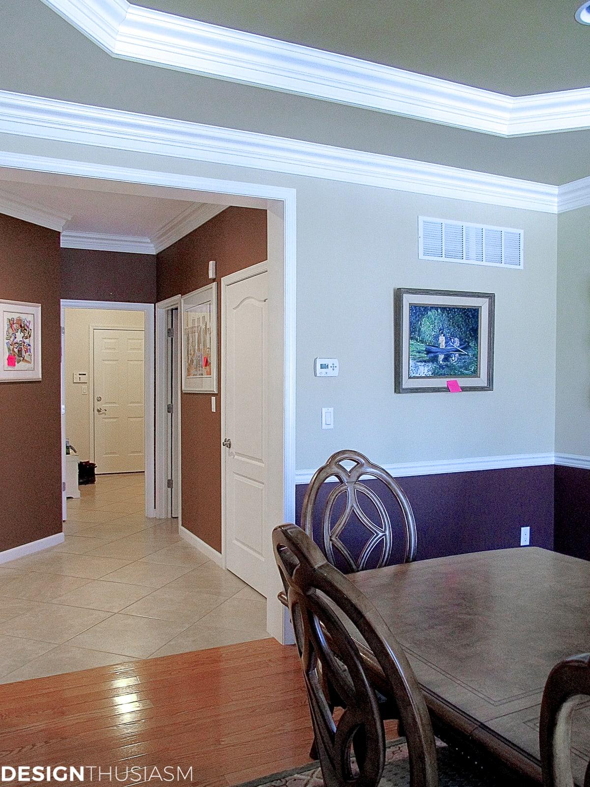 back hallway remodel