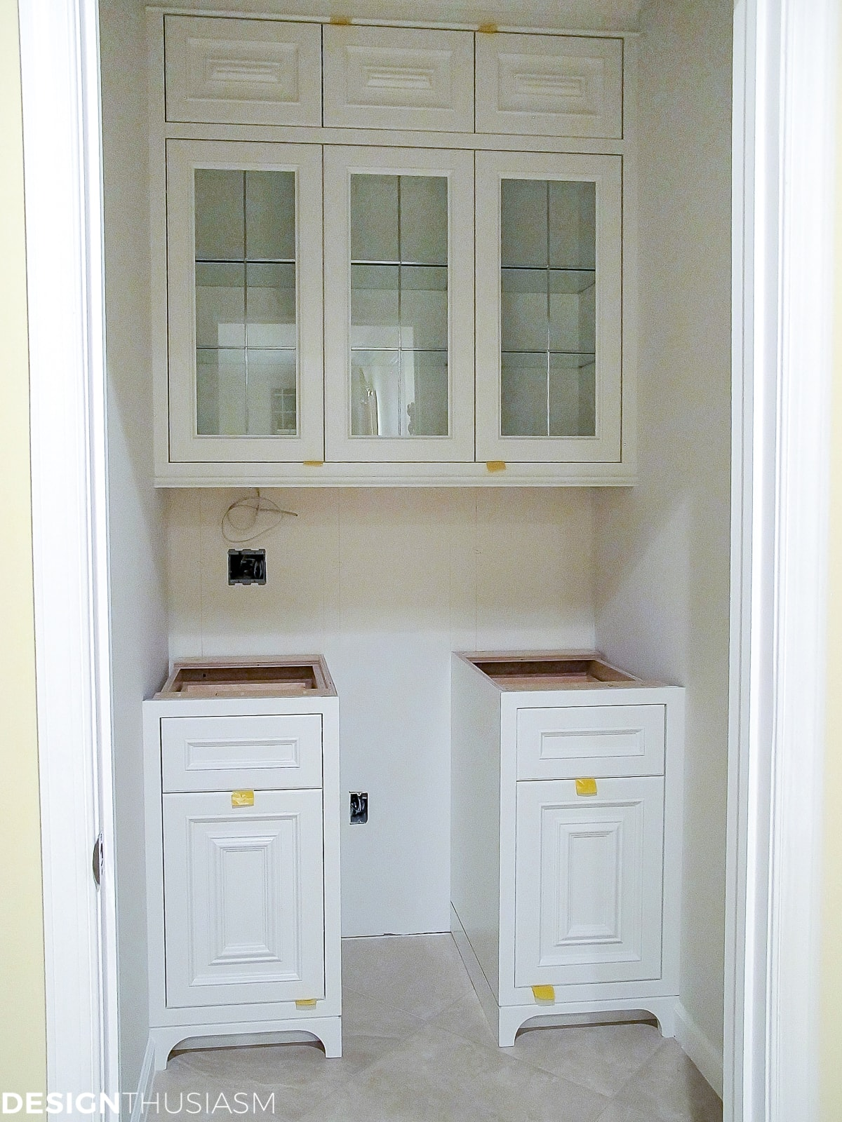 butler's pantry remodel cabinets
