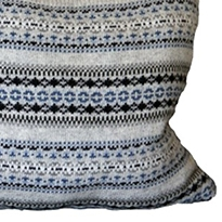 Fairf Isle pillow