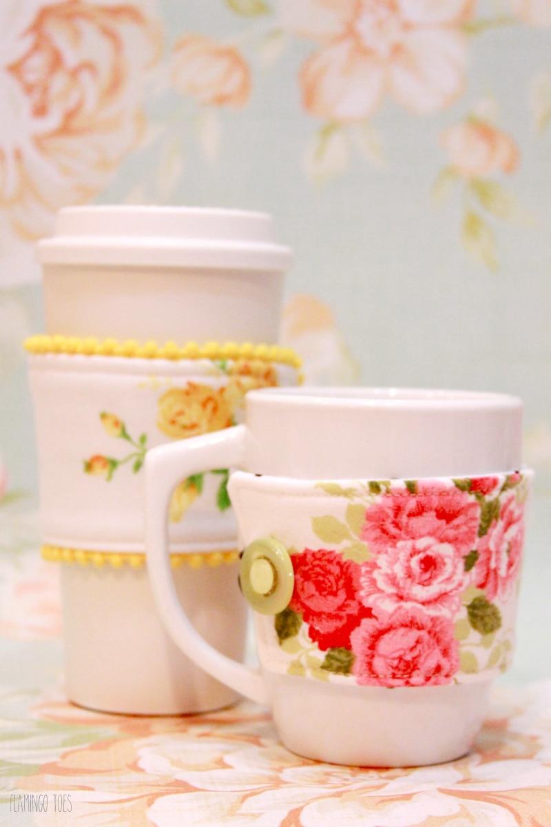 Floral-Mug-Cozies