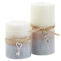 P1 linens candles