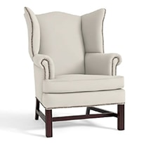 PB Thatcher wingback chair 2