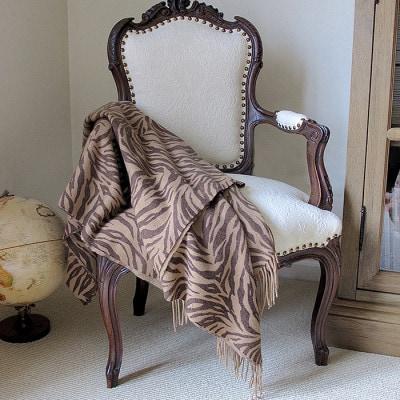 Transforming a Vintage French Chair - Designthusiasm.com