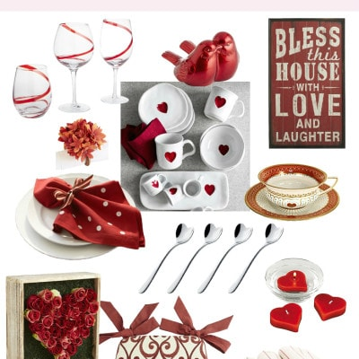 Valentine's Day Decor: 18 Tabletop Ideas