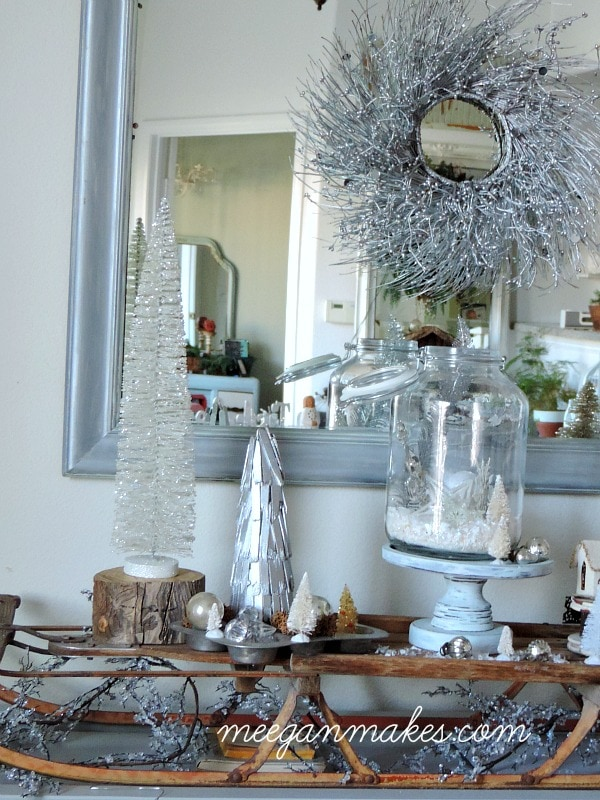 Winter White Home - Link Party Feature - Designthusiasm.com