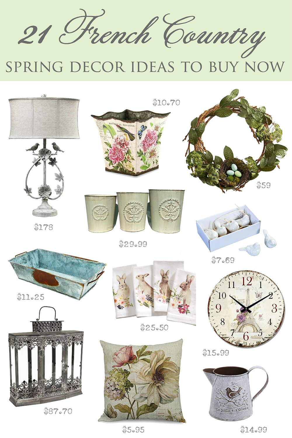 buy country home decor 21 country decor ideas 10506