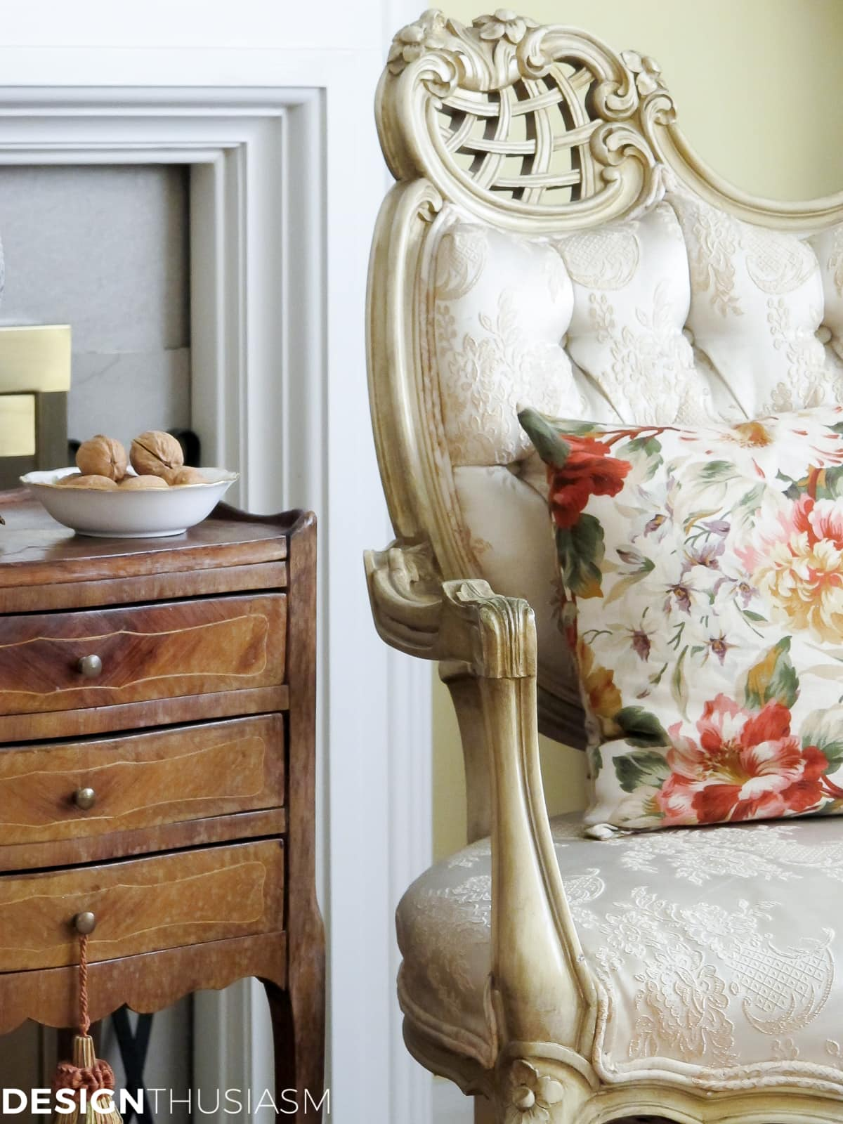 6 Defining Style Elements I Use In Every Room - Designthusiasm.com