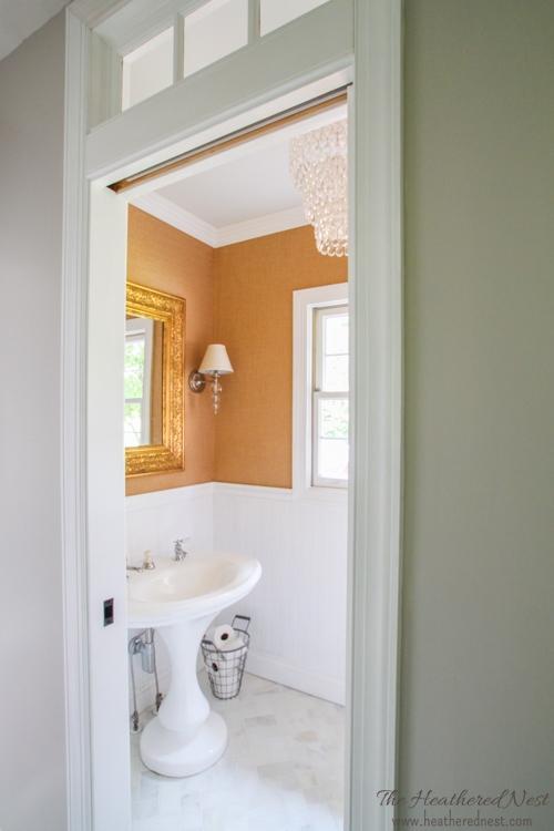 Barb feature 2 - bathroom