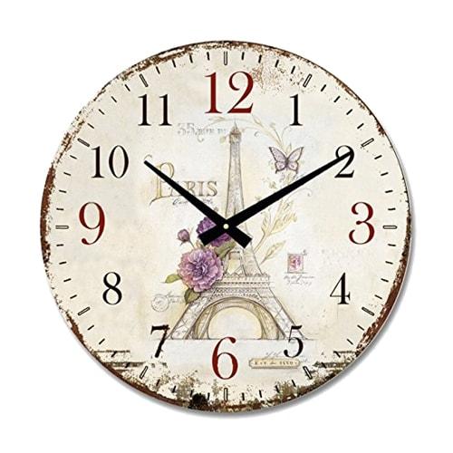 FC Spring Clock