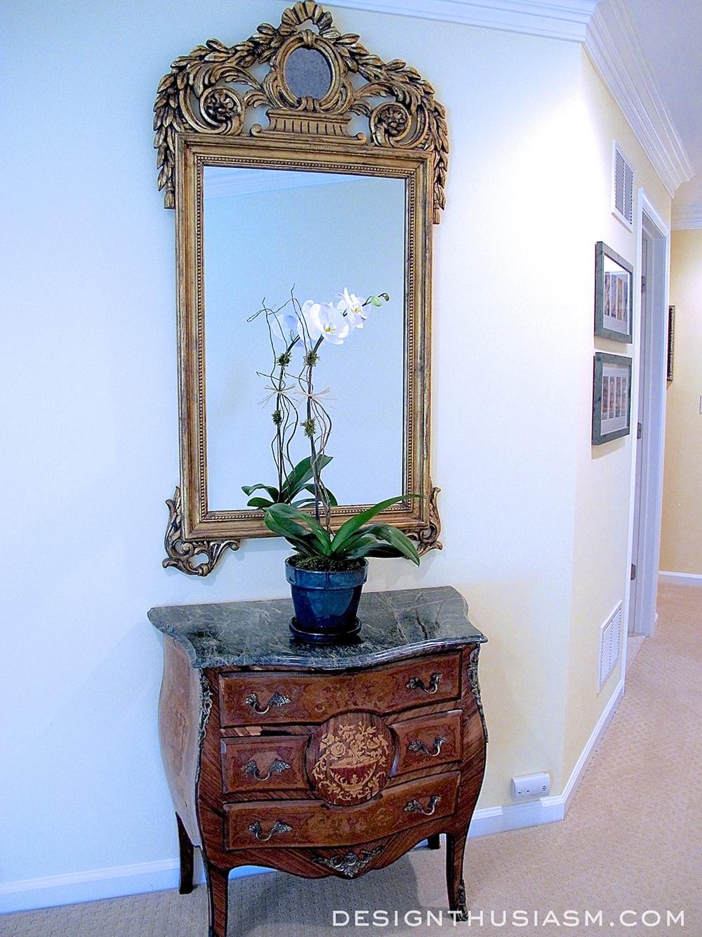 Upstairs Hallway - Designthusiasm.com