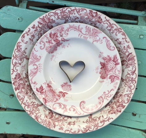 Julie's feature 1 - french transferware