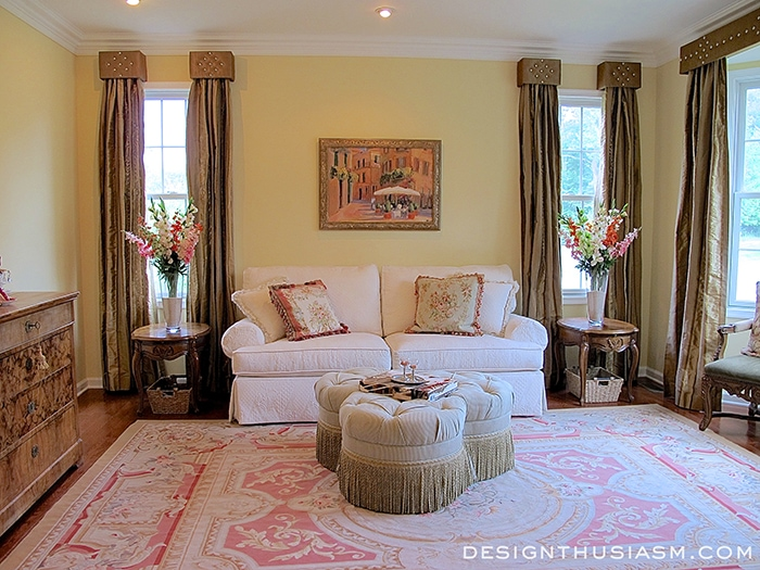 soft and pretty paint colors living room