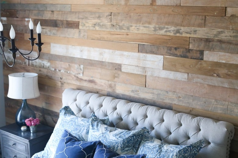 SIOMT Feature - DIY-Wood-Accent-Wall