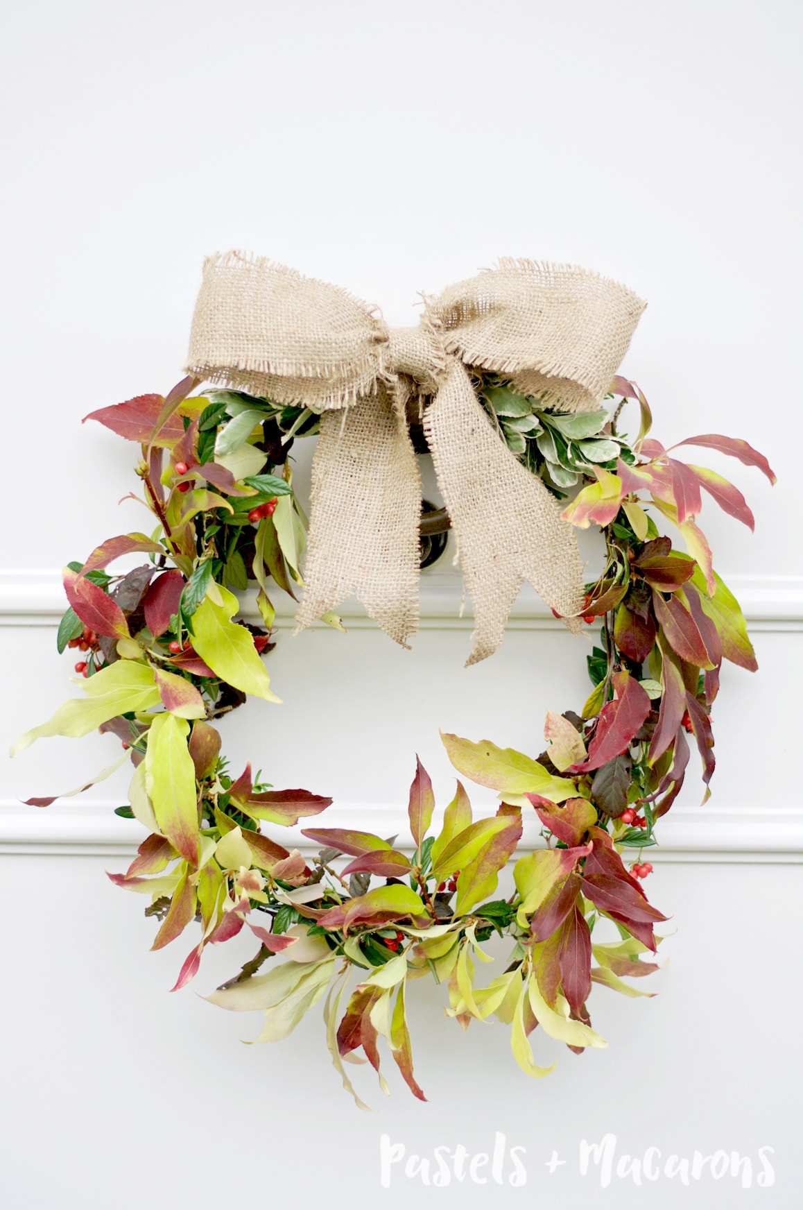 SIOMT Feature - Make a Fresh Wreath