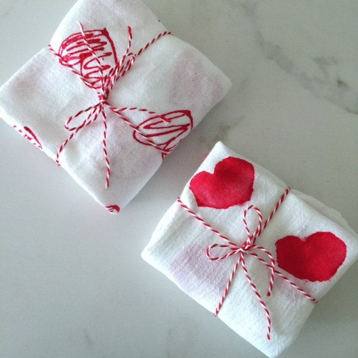 SIOMT Feature - Valentine-Towels