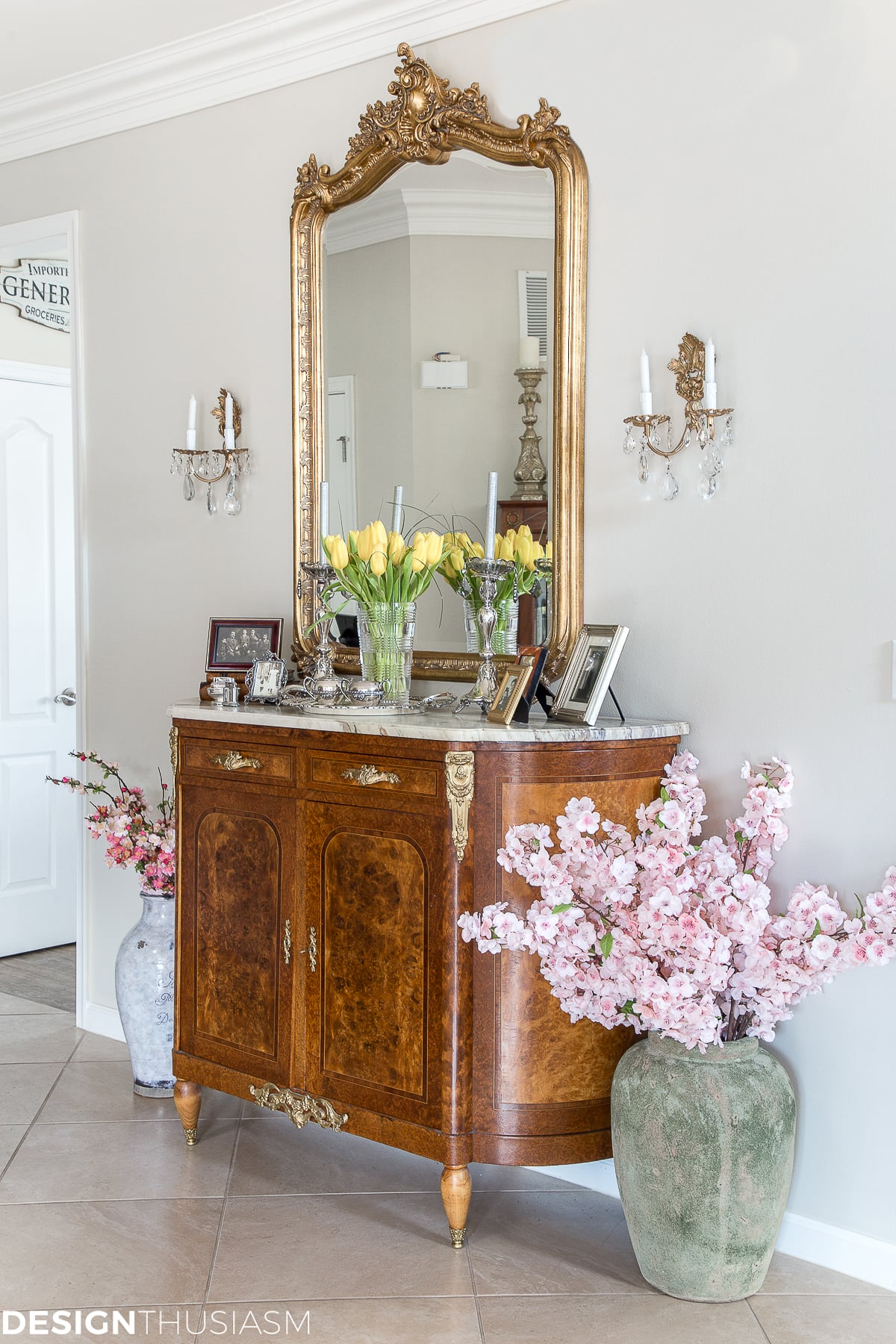 entry foyer paint color