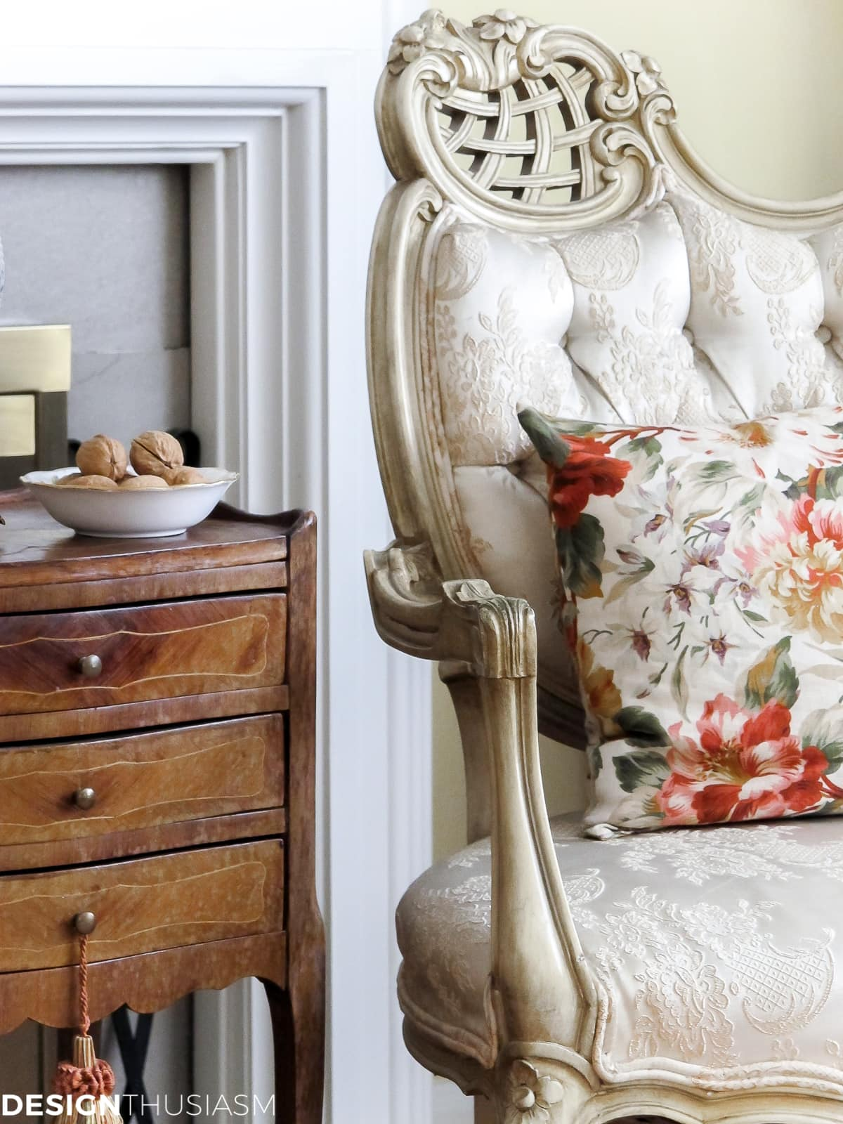defining style elements french chair