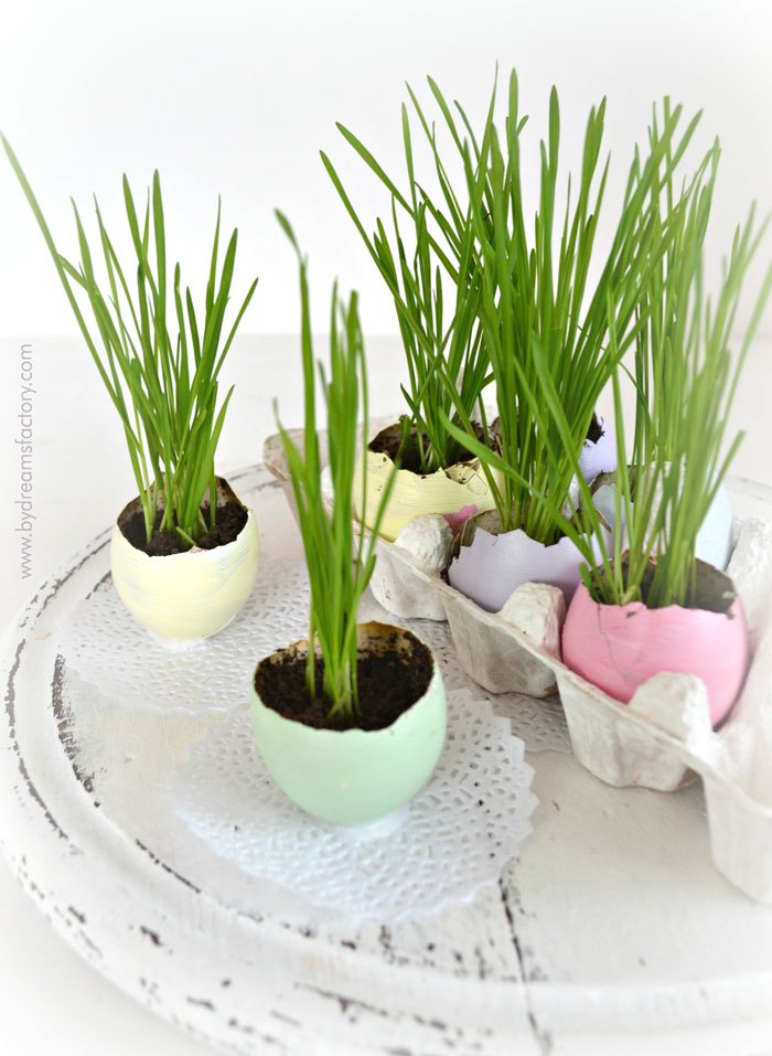 Easter-egg-planters-for-wheatgrass-in-pretty-pastels