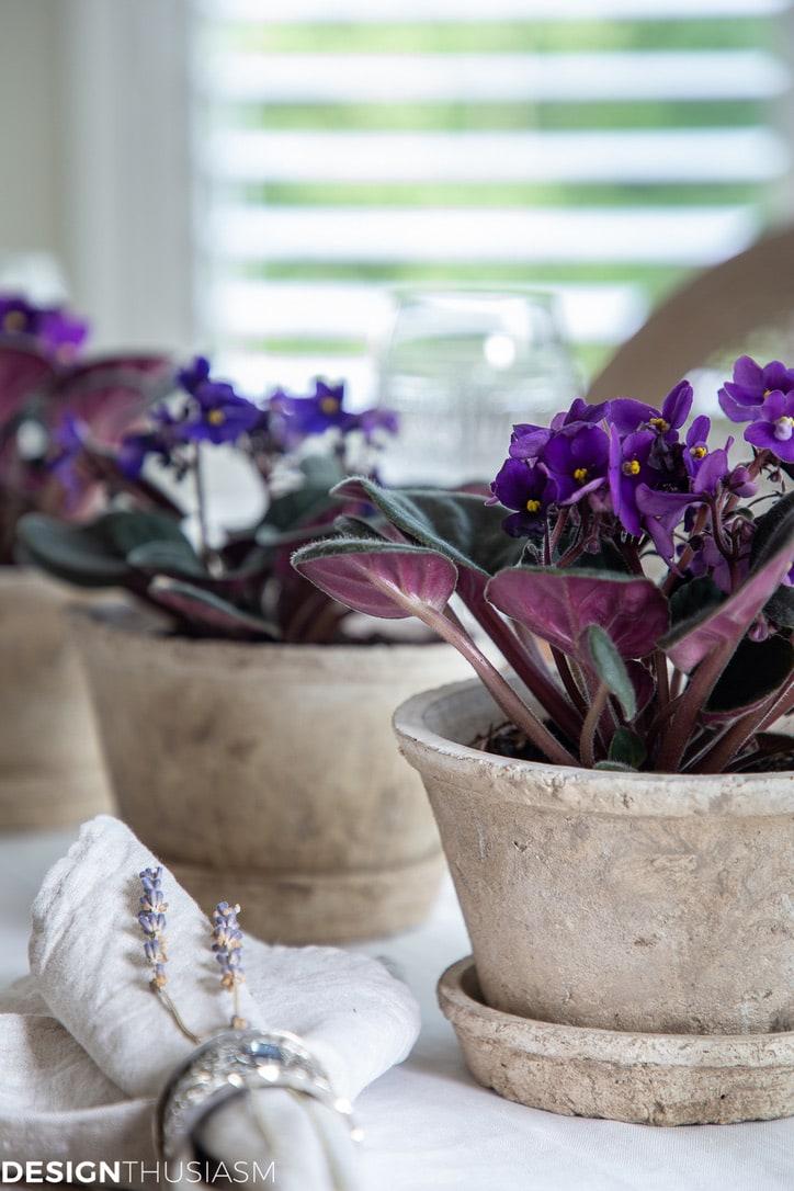 garden decor flower pots