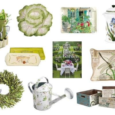20 Garden Inspired Home Decor Ideas