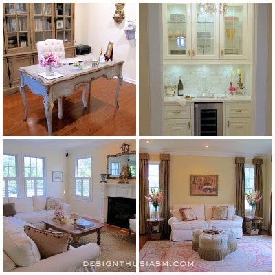New French Country Townhouse Tour