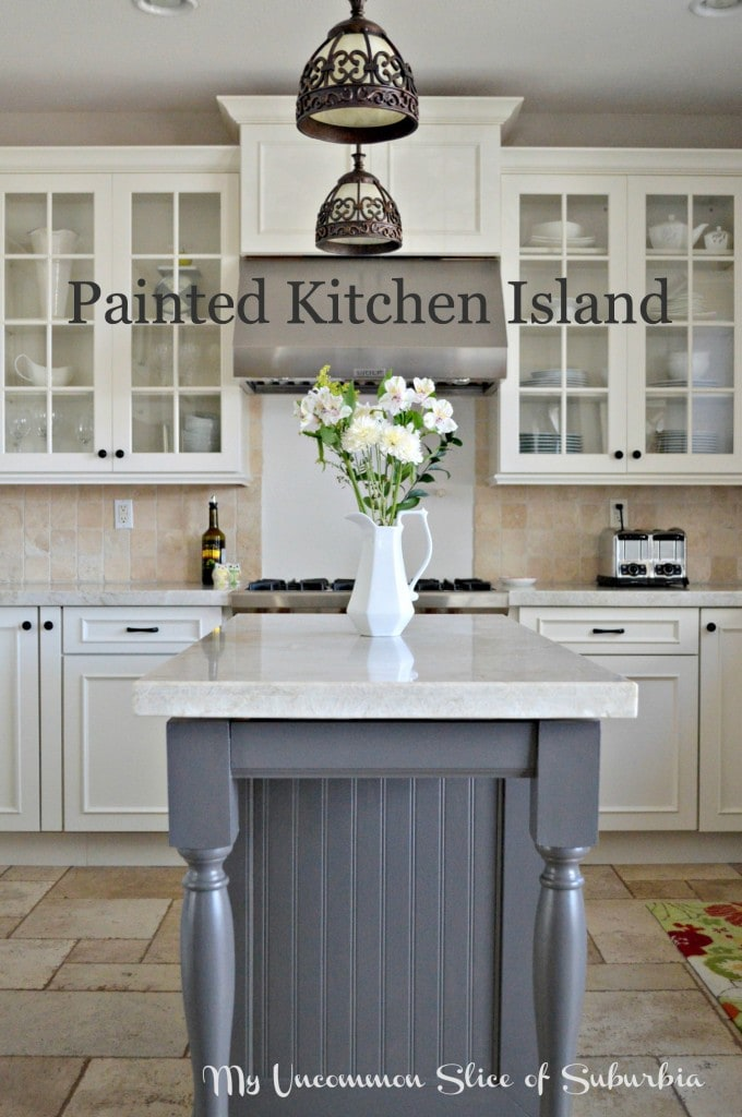 Lory Feature 1 - Kitchen-Island-Painted