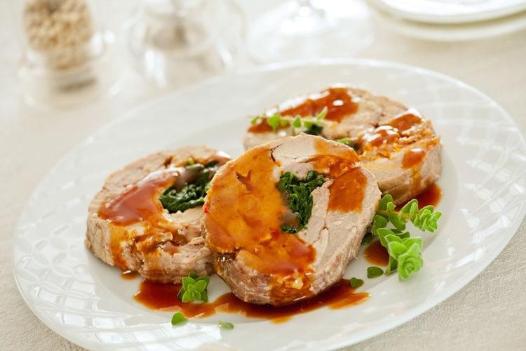 Pork-tenderloin-with-spinac