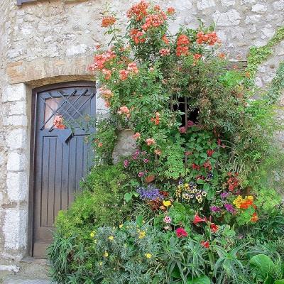 The Prettiest Hilltop Village in France
