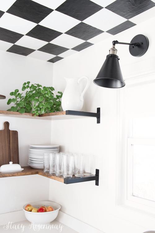 black-kitchen-light