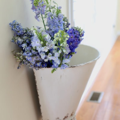 A Fresh Way to Display Flowers