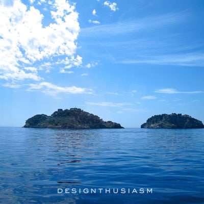 Summer Color on the Fashionable Isle of Capri