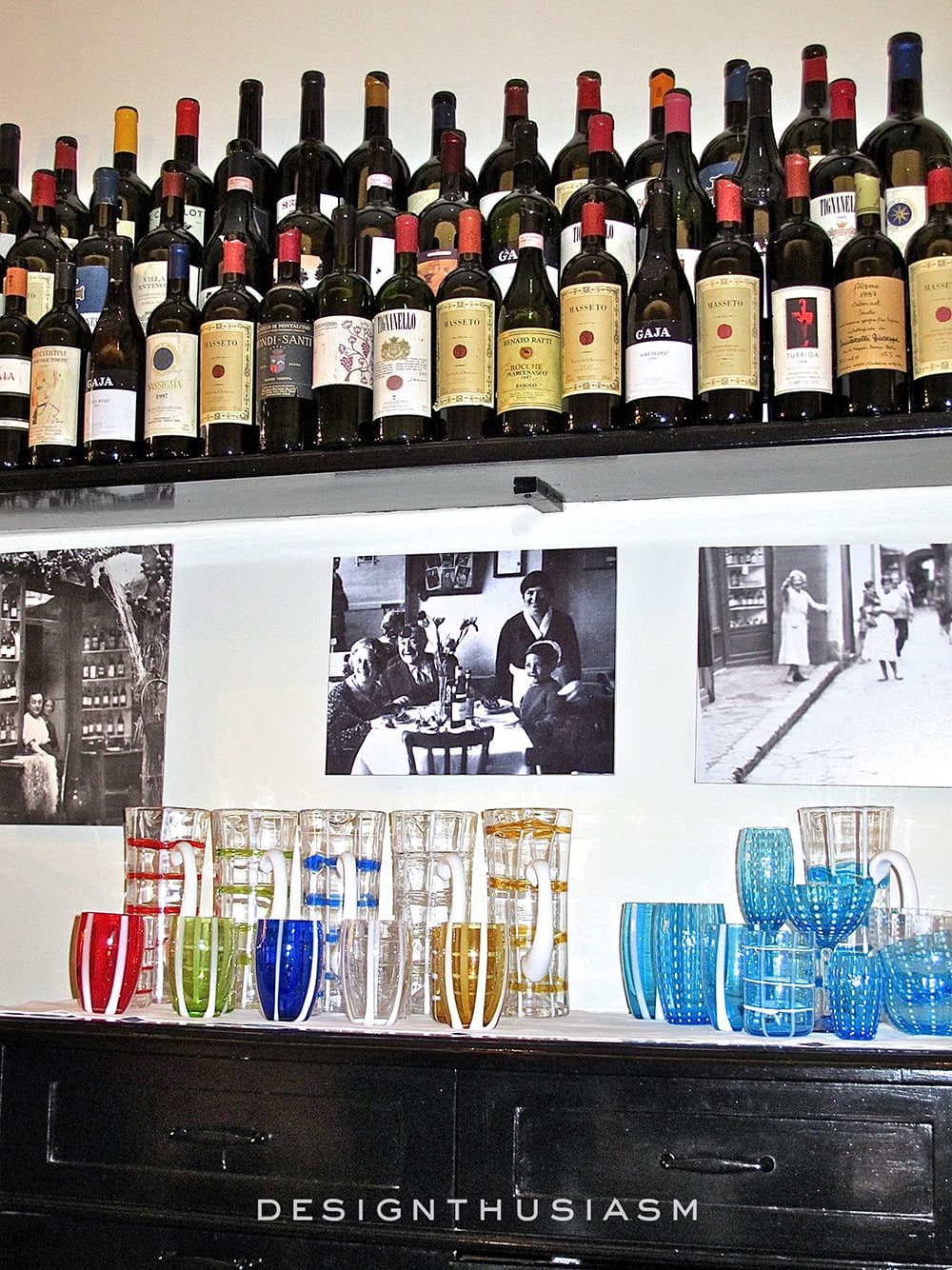 Summer Color on Capri   Designthusiasm.com