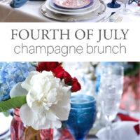 July 4th Champagne Brunch