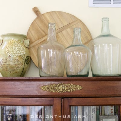 Using Farmhouse Touches to Add Relaxed Style to Your Home