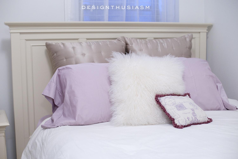 Small Apartment Bedroom | Designthusiasm.com