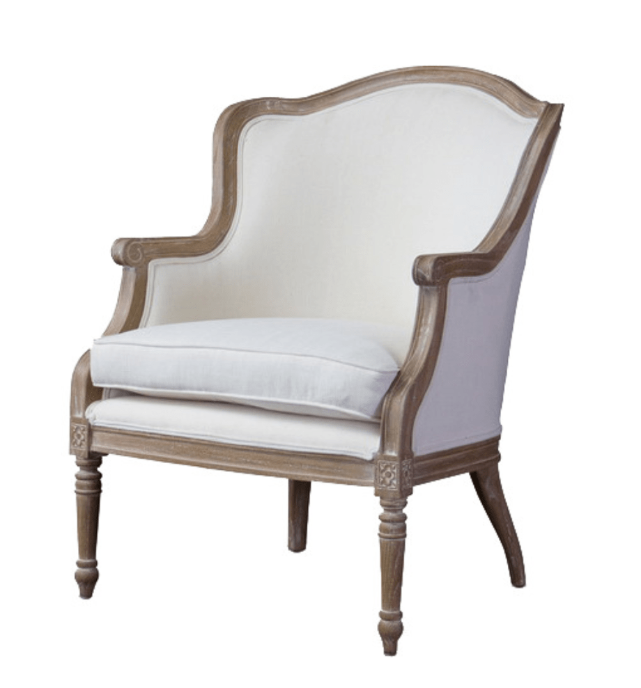 Affordable Armchairs: 10 Affordable French Country Chairs Under $500