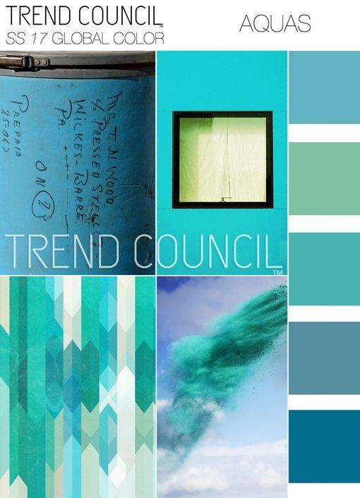 Trend Council - aquas