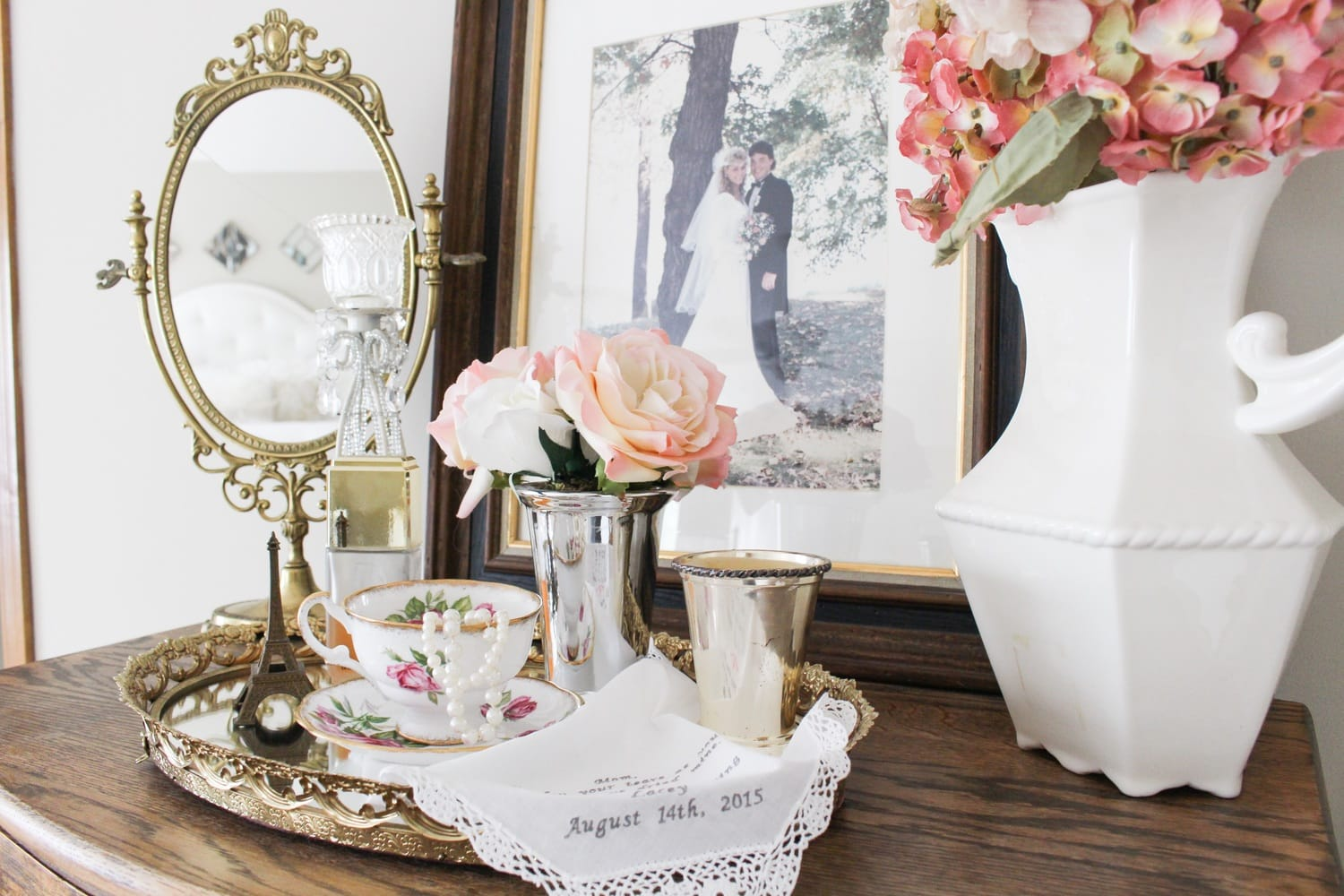 Adding Glam to Your Boudoir   Styled with Lace   SIOMT Feature