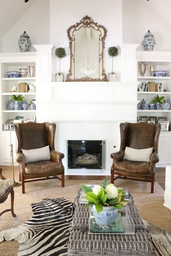 Before and After Home Tour by Eleven Gables