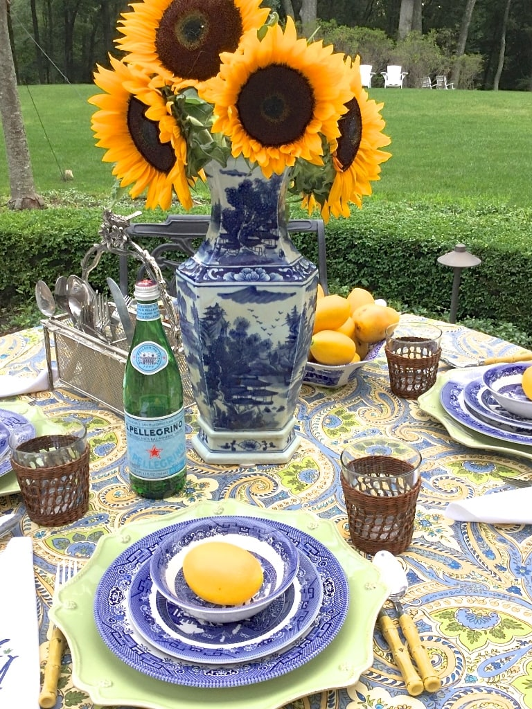 Enchanted Home July Tablescape