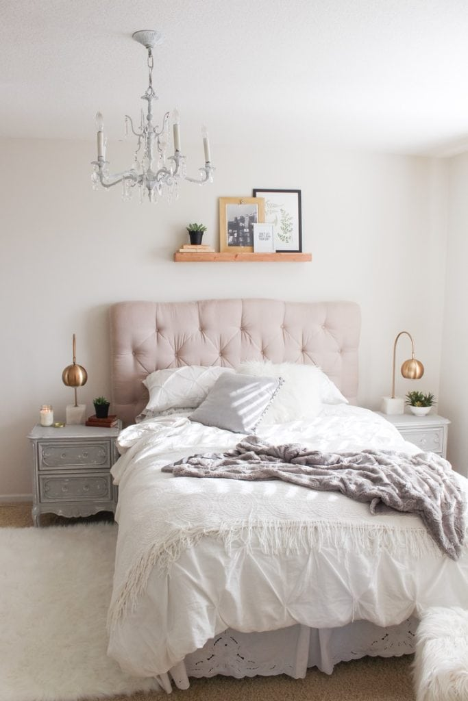 SIOMT Feature | Bedroom Makeover | Styled with Lace