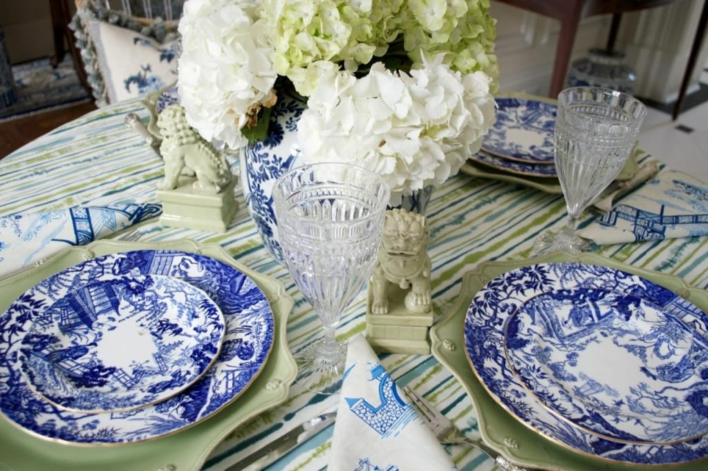 It's All Set August - Enchanted Home