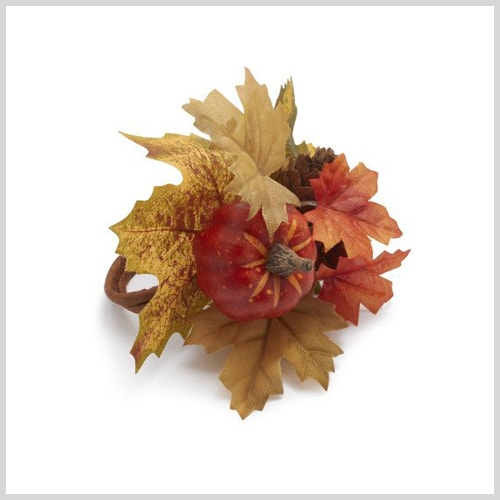 fall napkin ring